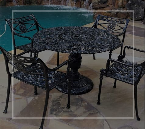 Patio Guys Outdoor Furniture Repair And Refinishing Services